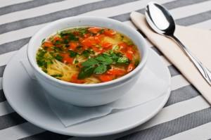Rosół - Zupa - Restauracja 7 kontynent