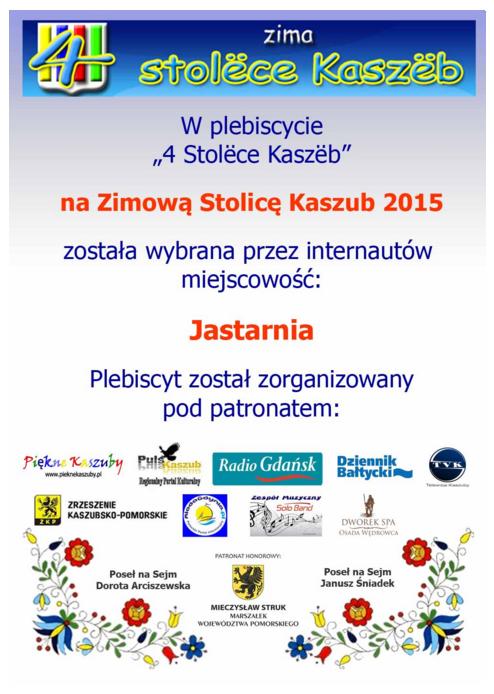 Zimowa Stolica Kaszub 2015