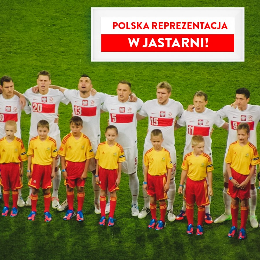 Polska reprezentacja w Jastarni